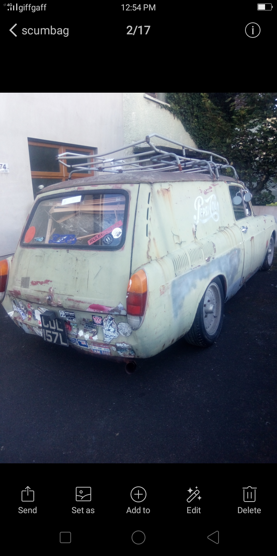 1973 Volkswagen Squareback For Sale (picture 5 of 6)