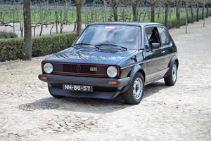 1982 Volkswagen Golf GTI Mk1 For Sale