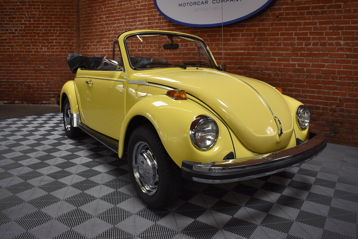 1979 Volkswagen Beetle Cabriolet For Sale (picture 1 of 6)