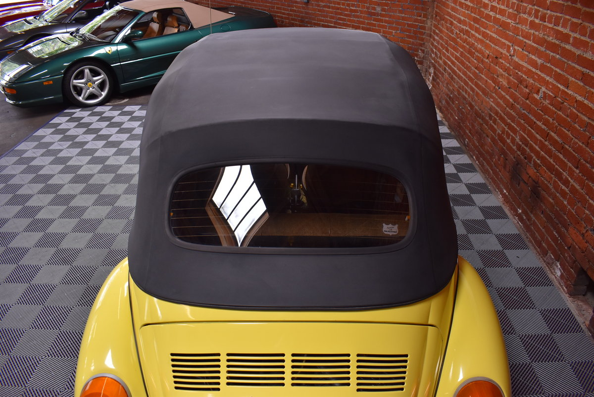 1979 Volkswagen Beetle Cabriolet For Sale (picture 2 of 6)