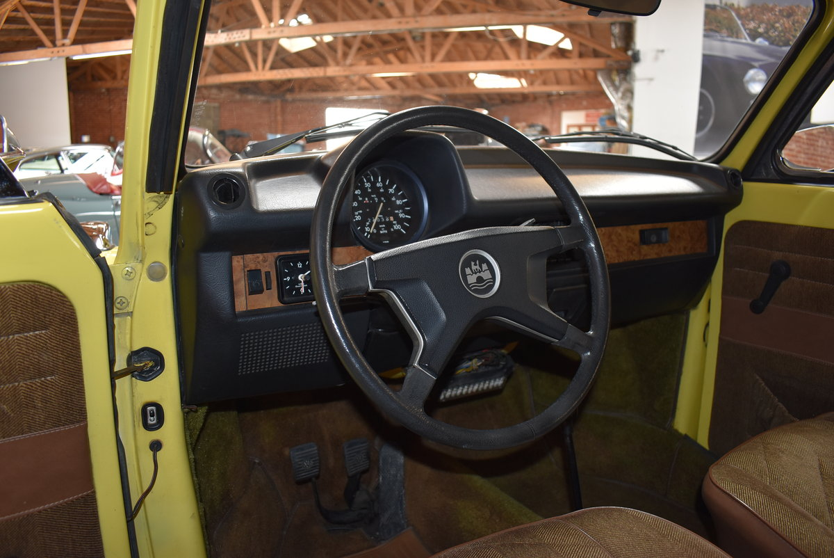 1979 Volkswagen Beetle Cabriolet For Sale (picture 3 of 6)