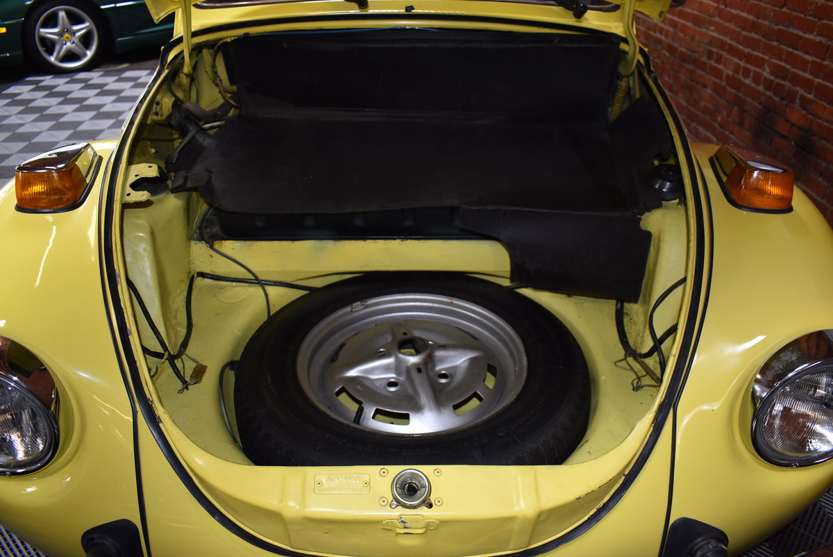 1979 Volkswagen Beetle Cabriolet For Sale (picture 5 of 6)