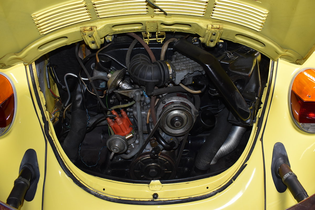 1979 Volkswagen Beetle Cabriolet For Sale (picture 6 of 6)