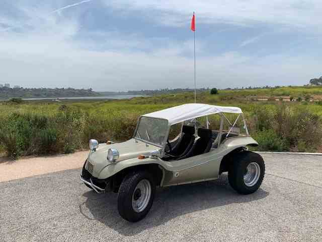 1968 Dune Buggy  = Fun driver + fresh V(~)W motor  $14.9k For Sale (picture 1 of 6)