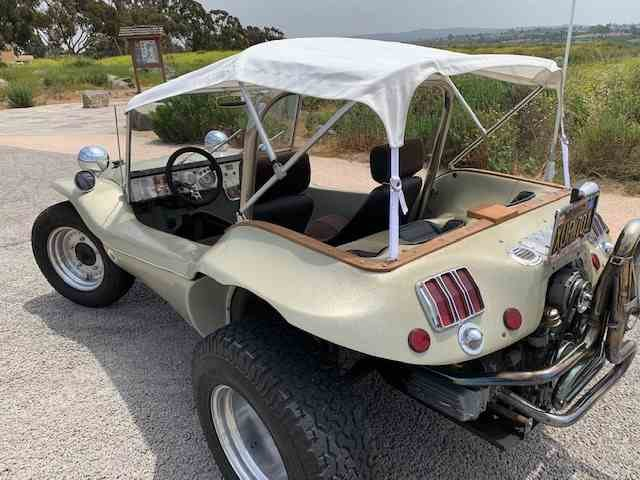 1968 Dune Buggy  = Fun driver + fresh V(~)W motor  $14.9k For Sale (picture 2 of 6)