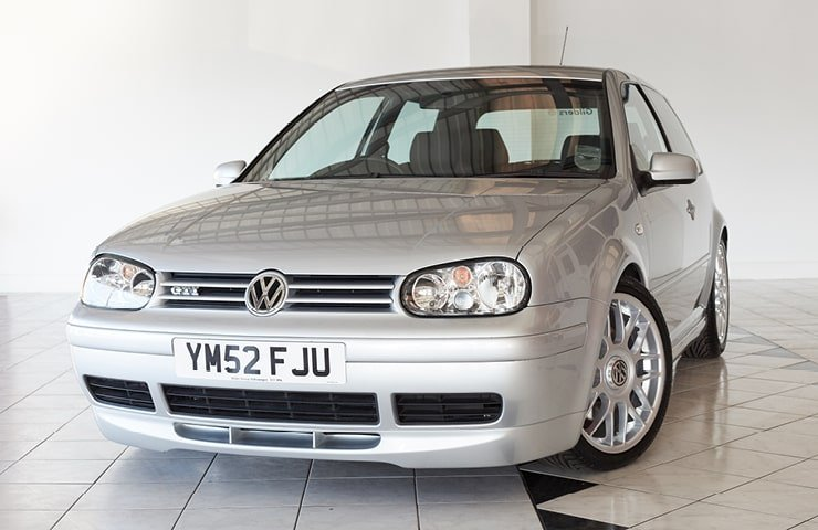 2003 VW GOLF GTi 1.8T 25th ANNIVERSARY  For Sale (picture 1 of 6)