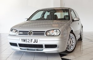 2003 VW GOLF GTi 1.8T 25th ANNIVERSARY  SOLD
