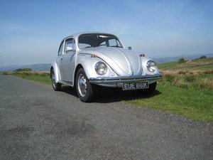 1971 VW Beetle 1600,Fully Restored 1996,Low Miles Since For Sale