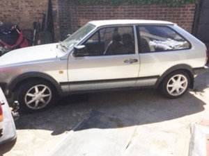 VW Polo the sporty 1988 Coupe S hatchback model