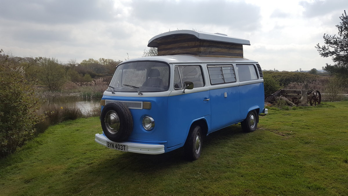 1972 VW Camper LHD SOLD (picture 1 of 6)