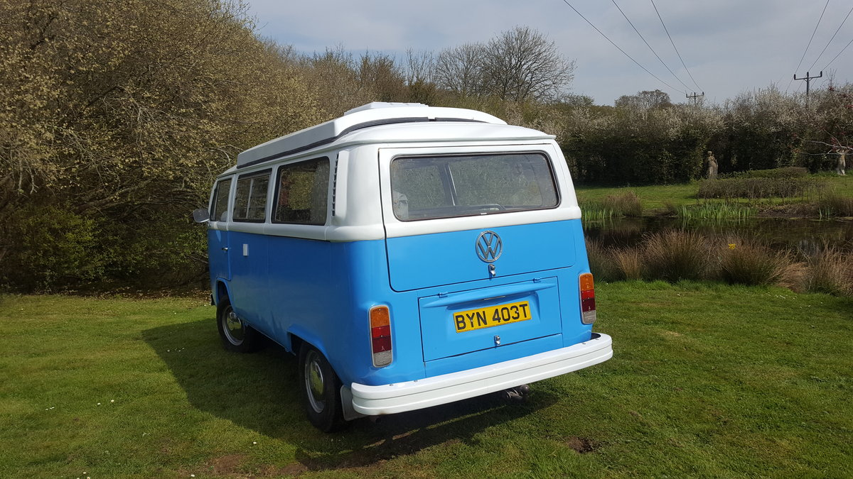 1972 VW Camper LHD SOLD (picture 2 of 6)