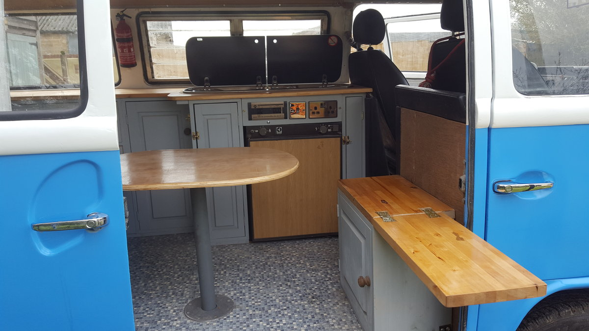 1972 VW Camper LHD SOLD (picture 3 of 6)