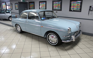 1965 Volkswagen Notchback S For Sale