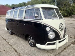 1962 Volkswagen Type 2 Deluxe '23 Window' Microbus For Sale by Auction