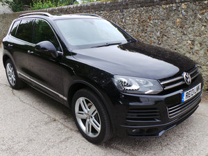 2013 VW Touareg Altitude - Pan roof - Xenons - Dynaudio -  For Sale