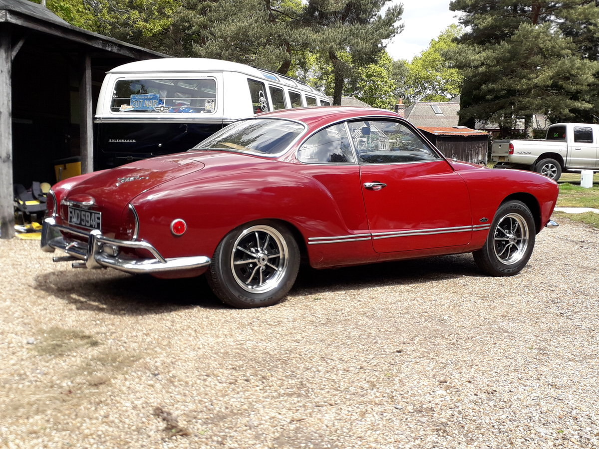 1968 Karmann Ghia For Sale (picture 2 of 3)