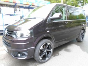 2015 Volkswagen Transporter Shuttle 2.0TD 8 SEATER, SWB  For Sale