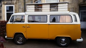 1972 VW T2 Devon Moonraker conversion.