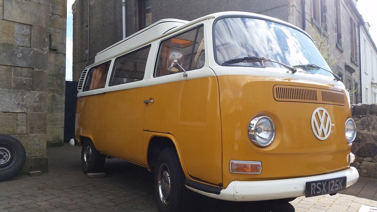 1972 VW T2 Devon Moonraker conversion. SOLD (picture 6 of 6)