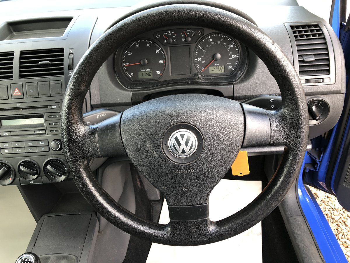 2008 Volkswagen Polo 1.2 E 5dr For Sale (picture 5 of 6)