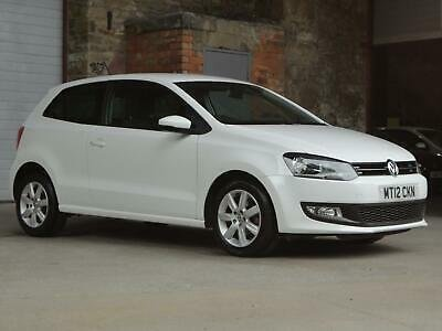 2012 Volkswagen Polo 1.2 Match 3DR For Sale (picture 1 of 6)