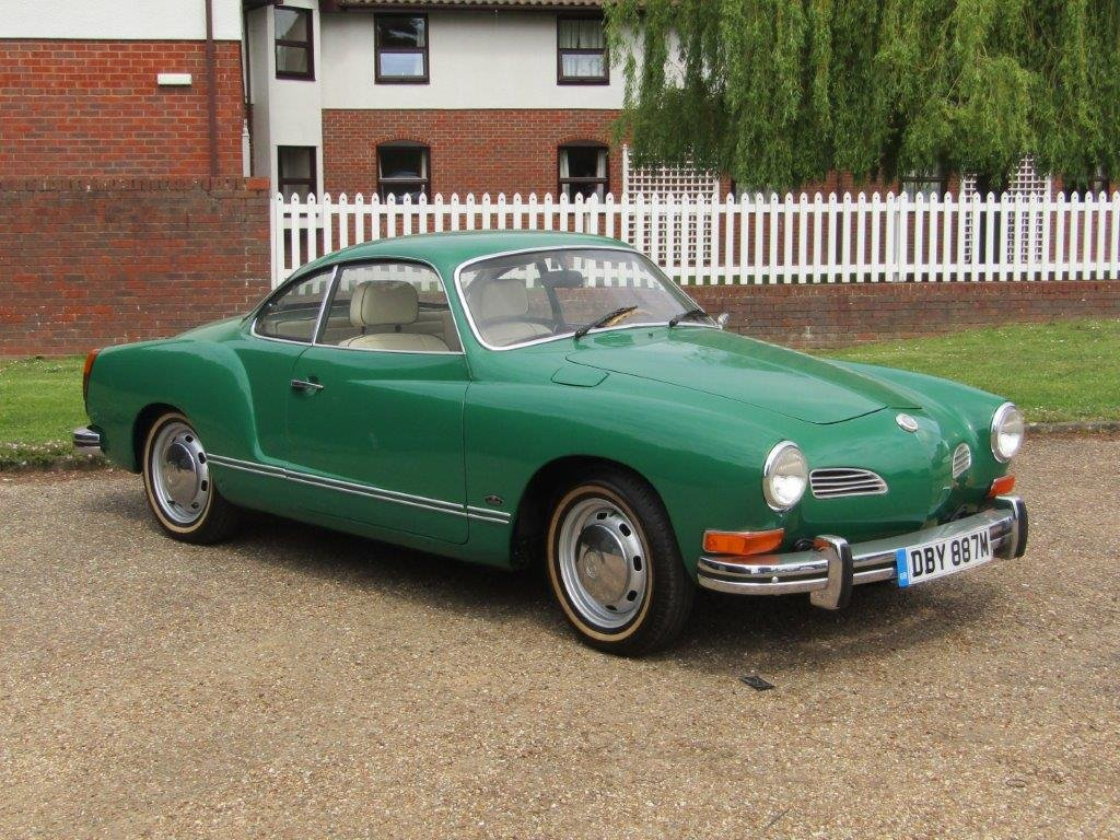 1974 VW Karmann Ghia LHD NO RESERVE at ACA 15th June  For Sale (picture 2 of 6)