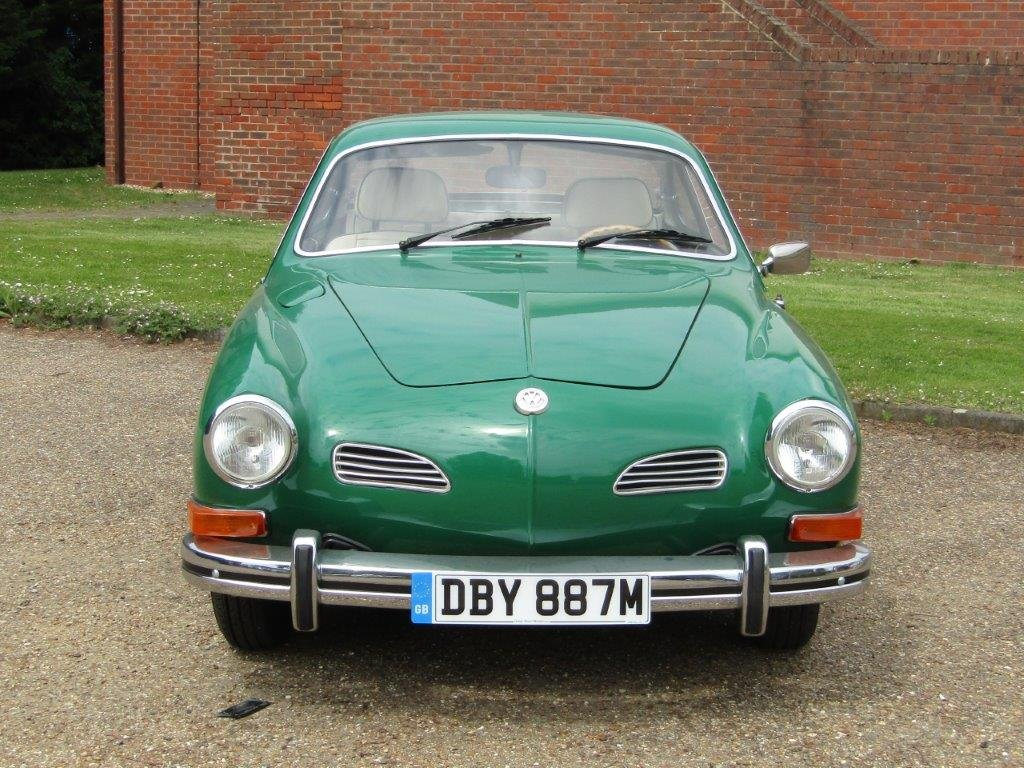 1974 VW Karmann Ghia LHD NO RESERVE at ACA 15th June  For Sale (picture 6 of 6)