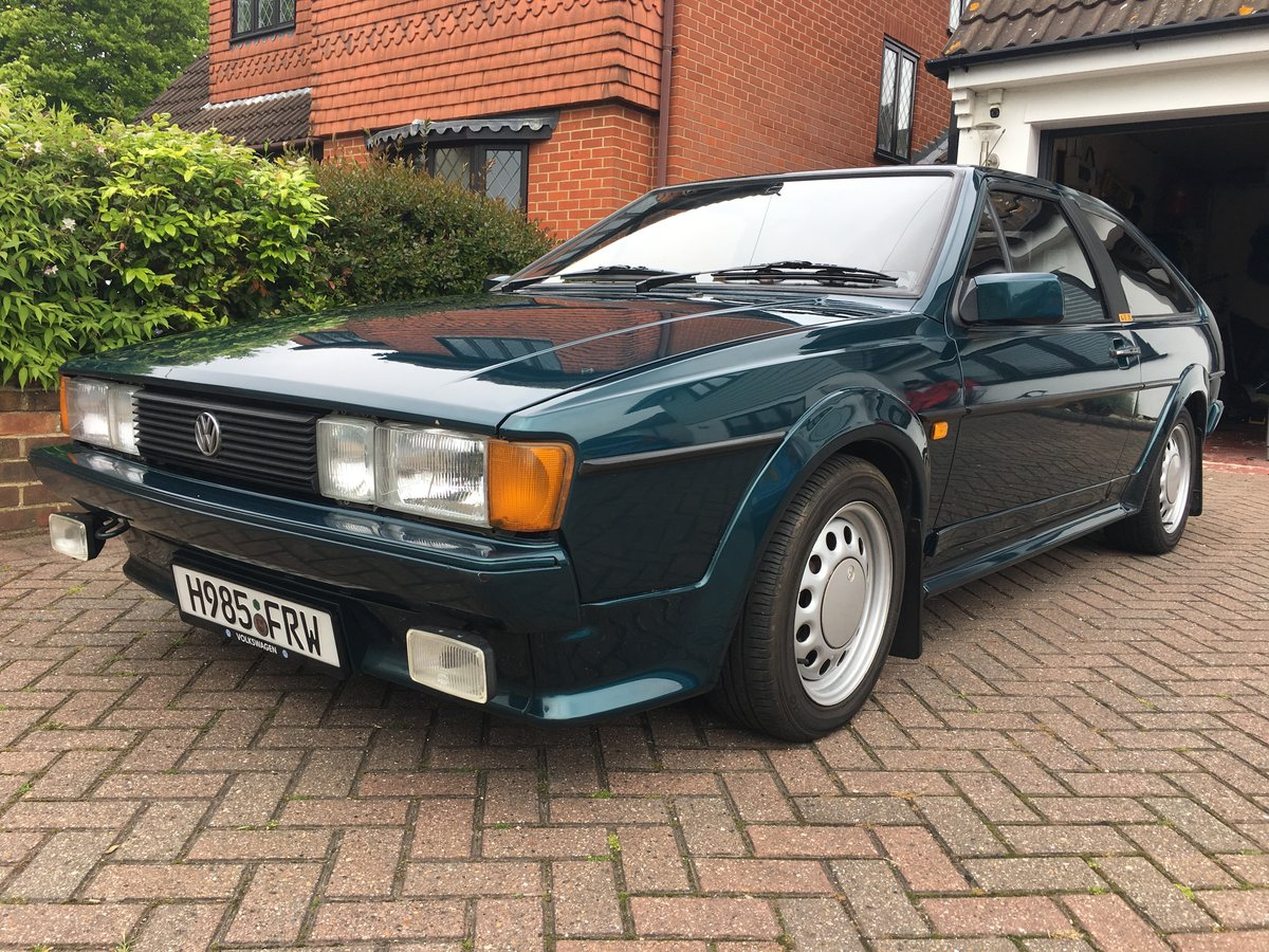 1990 SCIROCCO GT2   DEPOSIT TAKEN SOLD (picture 1 of 6)