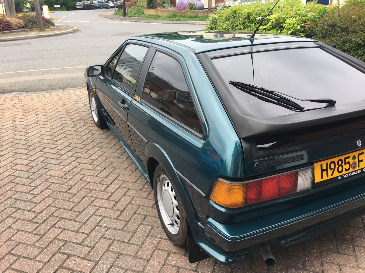 1990 SCIROCCO GT2   DEPOSIT TAKEN SOLD (picture 4 of 6)