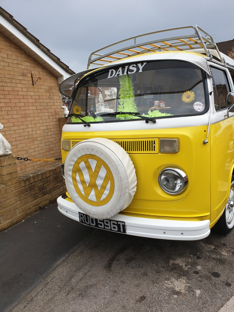 1978 VW Campervan For Sale (picture 1 of 6)