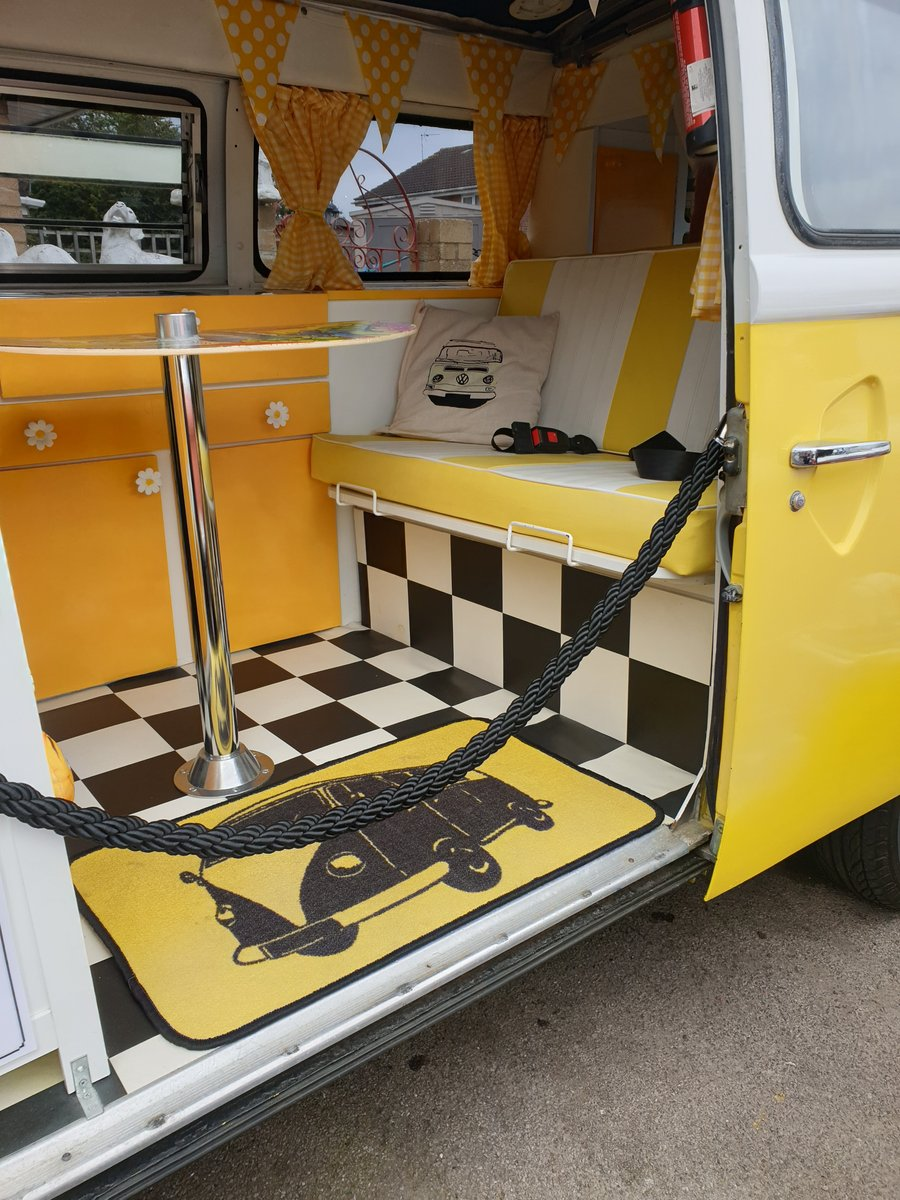 1978 VW Campervan For Sale (picture 2 of 6)