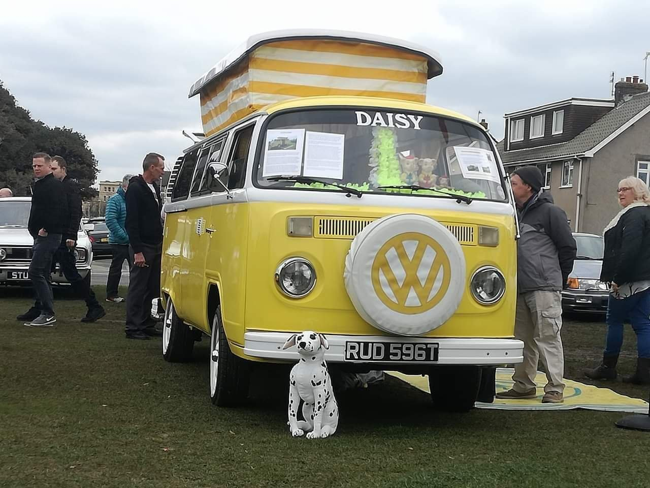 1978 VW Campervan For Sale (picture 6 of 6)
