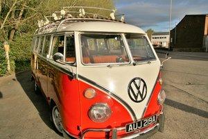 1963 Volkswagon Splitscreen Camper £100,000 restoration For Sale