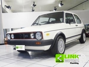 Volkswagen Golf 1800 3 Porte GTI MK1 del 1983 For Sale