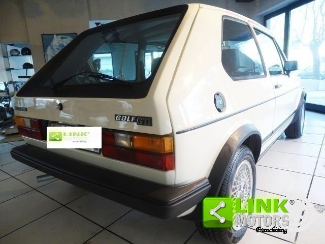 Volkswagen Golf 1800 3 Porte GTI MK1 del 1983 For Sale (picture 2 of 6)