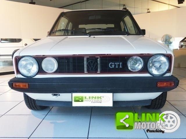 Volkswagen Golf 1800 3 Porte GTI MK1 del 1983 For Sale (picture 3 of 6)