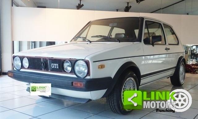 Volkswagen Golf 1800 3 Porte GTI MK1 del 1983 For Sale (picture 4 of 6)