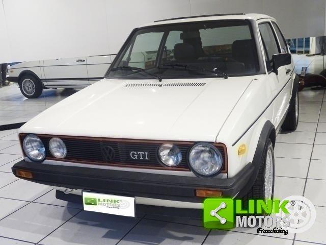 Volkswagen Golf 1800 3 Porte GTI MK1 del 1983 For Sale (picture 5 of 6)