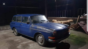 1973 Vw Type 3 1971 squareback For Sale