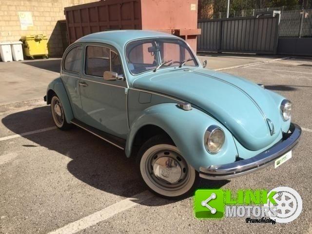 1970 Volkswagen Maggiolino ISCRITTA ASI For Sale (picture 1 of 6)