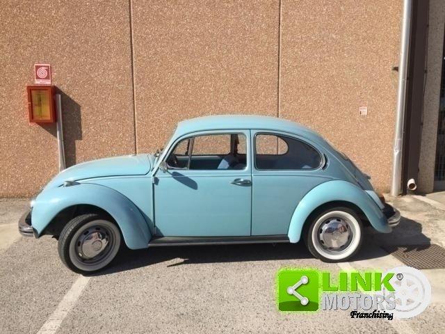 1970 Volkswagen Maggiolino ISCRITTA ASI For Sale (picture 2 of 6)