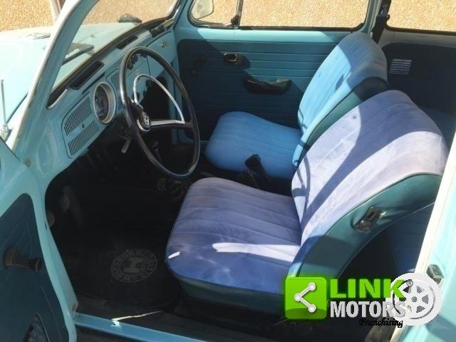 1970 Volkswagen Maggiolino ISCRITTA ASI For Sale (picture 3 of 6)