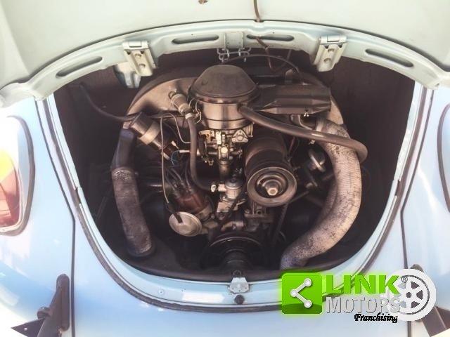 1970 Volkswagen Maggiolino ISCRITTA ASI For Sale (picture 5 of 6)