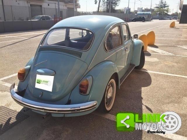 1970 Volkswagen Maggiolino ISCRITTA ASI For Sale (picture 6 of 6)