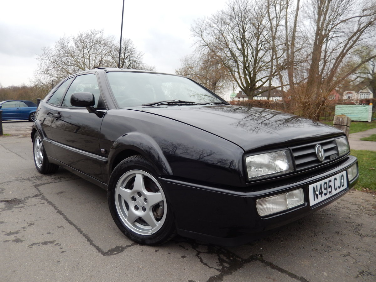 1995 Corrado VR6 2.9 Coupe Automatic SOLD (picture 1 of 6)