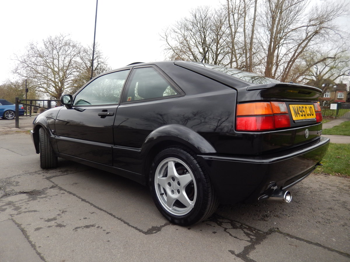 1995 Corrado VR6 2.9 Coupe Automatic SOLD (picture 2 of 6)