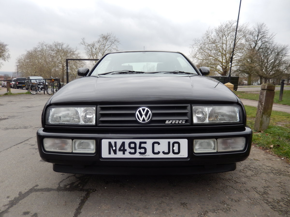 1995 Corrado VR6 2.9 Coupe Automatic SOLD (picture 3 of 6)