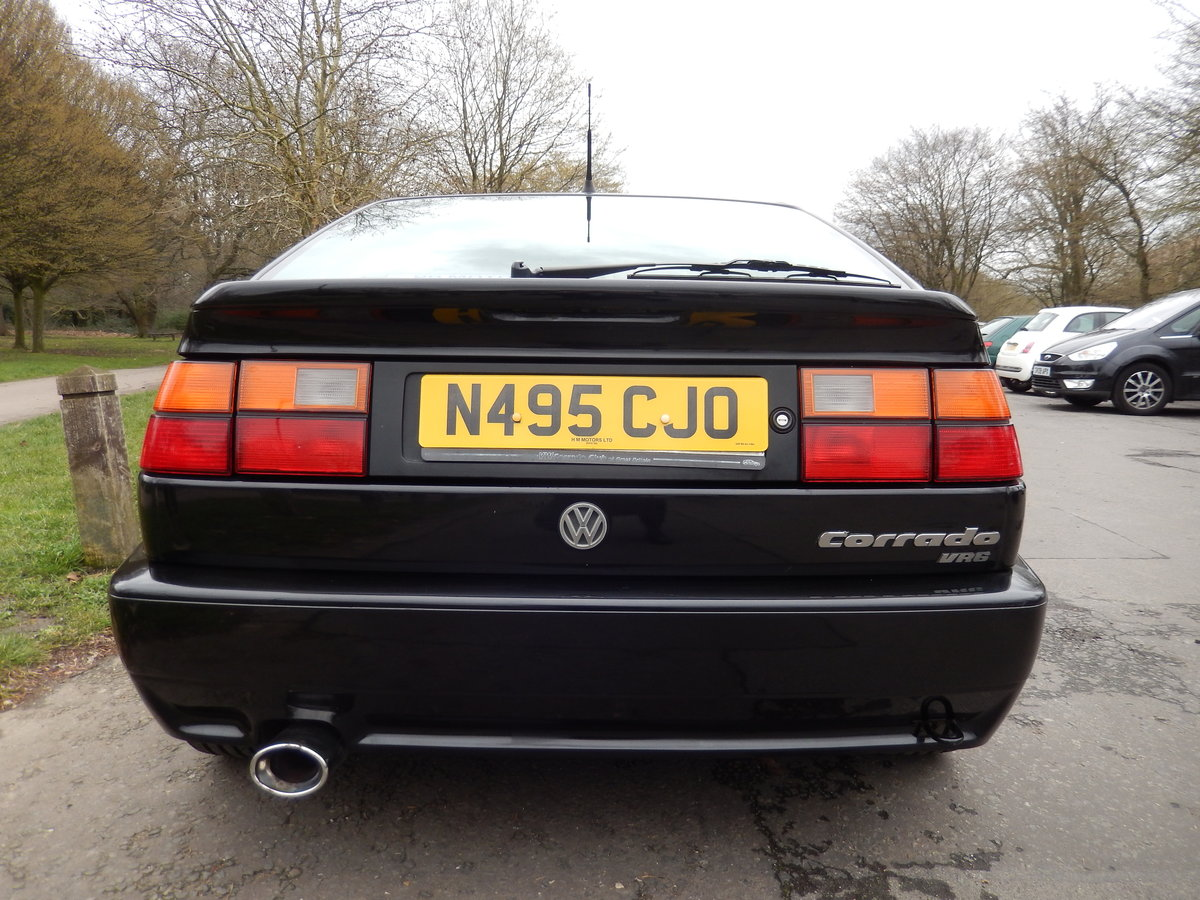 1995 Corrado VR6 2.9 Coupe Automatic SOLD (picture 4 of 6)