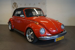 Volkswagen beetle cabrio, 1978 For Sale by Auction