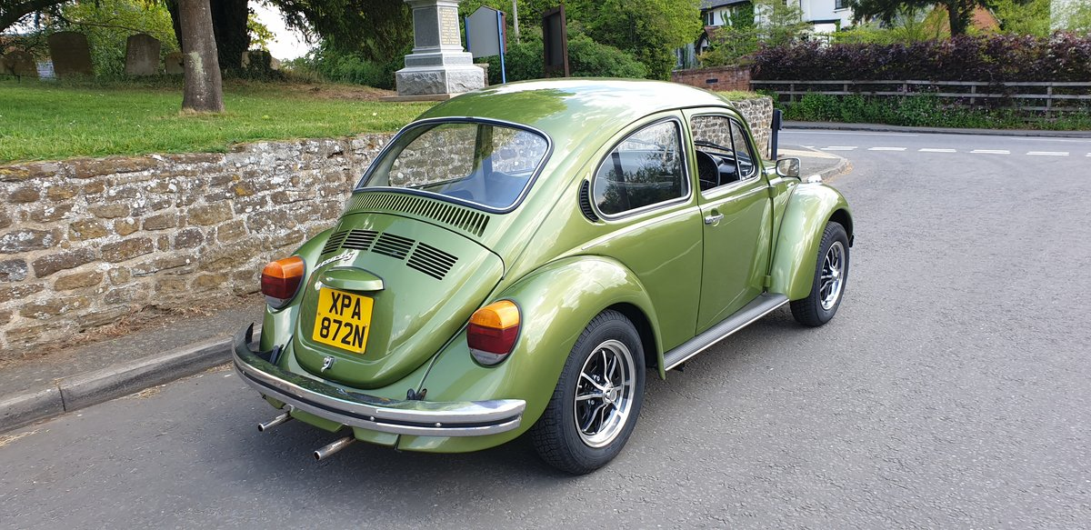 1974 VW Beetle 1303S For Sale (picture 2 of 6)